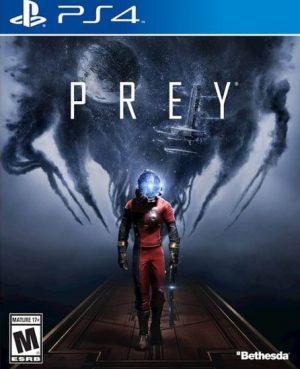 PS4: Prey