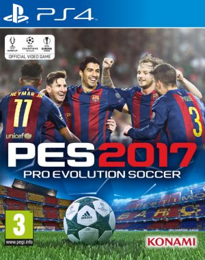PS4: Pro Evolution Soccer 2017