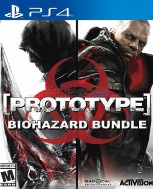 PS4: Prototype Biohazard Bundle