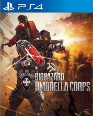 PS4: Resident Evil Umbrella Corps