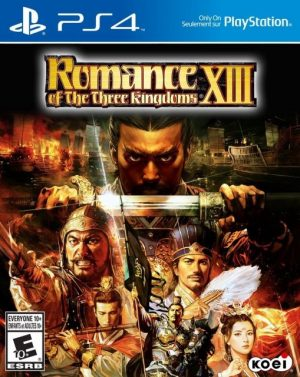 PS4: Romance Of The Three Kingdom