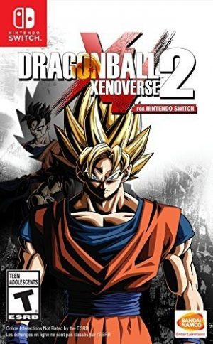 SW: Dragon Ball Xenoverse 2