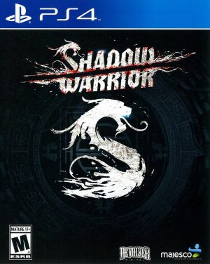 PS4: Shadow Warrior