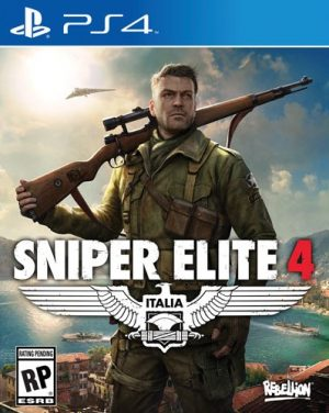 PS4: Sniper Elite 4