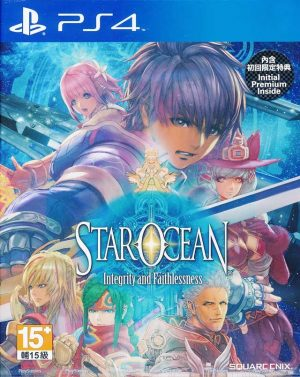 PS4: Star Ocean Integrity and Faithlessness