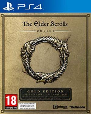 PS4: The Elder Scrolls Online Gold Edition