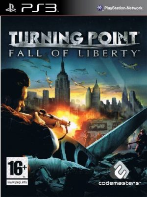 PS3: Turning Point Fall of Liberty