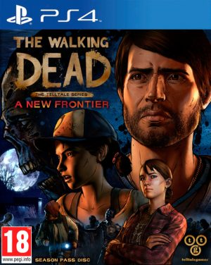 PS4: Walking Dead a New Frontier