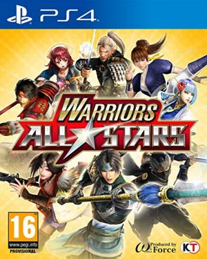 PS4: Warriors All Stars