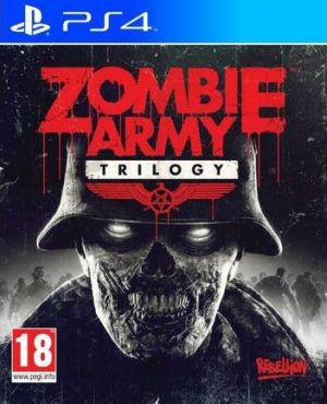 PS4: Zombie Army Trilogy