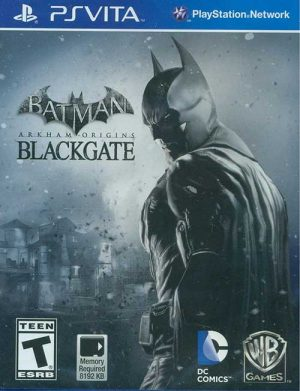 PSVT: Batman Arkham