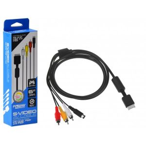 KMD – AV Cable for PS1 and PS2