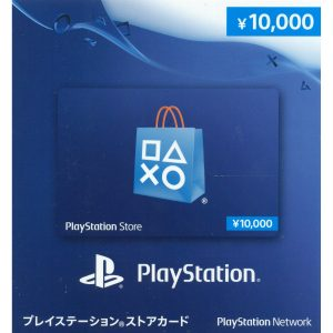 PSN CARD 10000 YEN | PLAYSTATION NETWORK (JP Account)