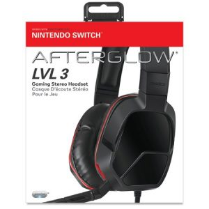 Afterglow LVL 3 Gaming Stereo Headset for Nintendo Switch