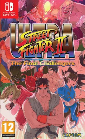 SW: Ultra Street Fighter II the Final Challengers