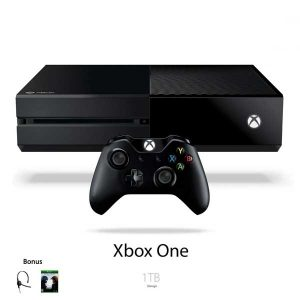 X-Box One 1TB (Black)