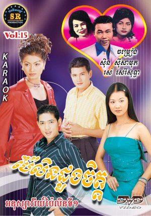 DVD Karaoke SR Vol 15 | ផលិតកម្មស្រីរត្ន័