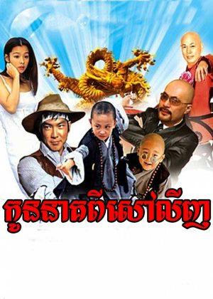 Dragon from Shaolin (1996)