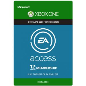 EA Access Pass 12 Month Membership for Xbox One