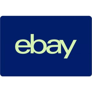 EBAY GIFT CARD $50 | US ACCOUNT