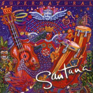 Santana Supernatural [LP]