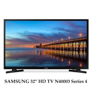 Samsung 32″ N4003 Series HD TV