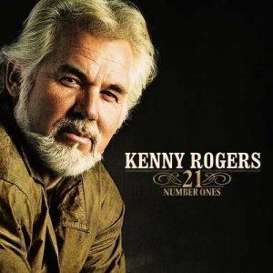 Kenny Rogers 21 Number Ones [LP]