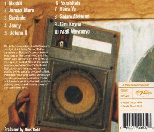 Afel Bocoum Alkibar 1999 track