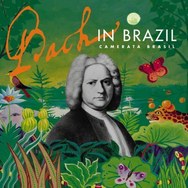 Bach In Brazil front
