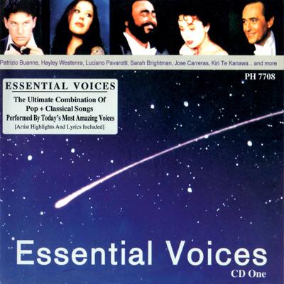 Essential Voices (CD1)