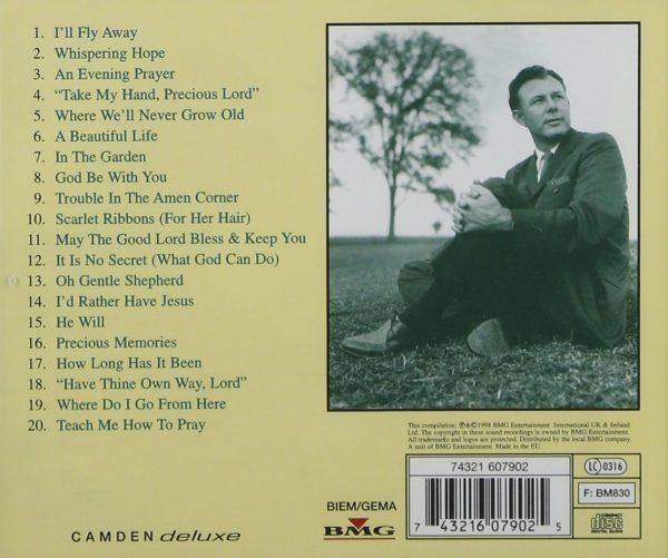 Jim Reeves – 20 Gospel Favorites track