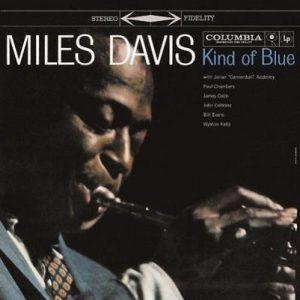 Miles Davis Kind of Blue [LP]