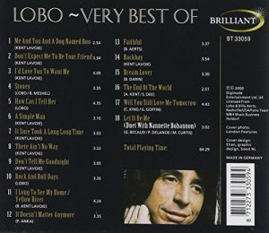 Lobo – The Very Best of