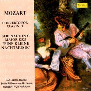Mozart Concerto for Clarinet Serenade in G Major K525
