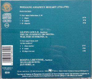 Mozart: Piano Concerto No. 21& 24