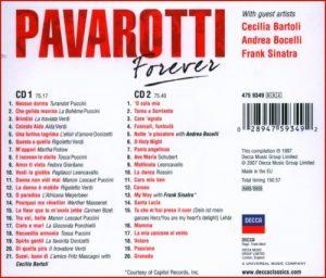 Pavarotti – Forever