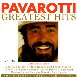 Pavarotti – Greatest Hits