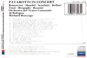 Pavarotti In Concert