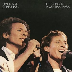 Simon & Garfunkel The Concert In Central Park [LP]