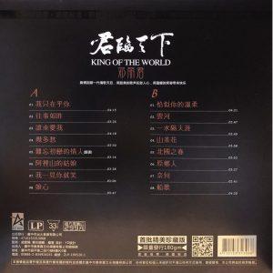 鄧麗君 邓丽君 君临天下 黑胶唱片 Teresa Teng LP Vinyl