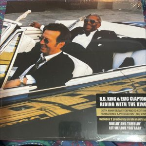Eric Clapton/B.B. King Riding With The King [LP]
