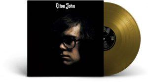 Elton John Limited Edition, Colored Vinyl, Gold [LP]