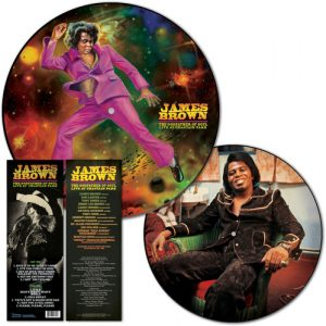James Brown The Godfather Of Soul Live At Chastain Park (Picture Disc Vinyl) [LP]