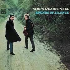 Simon & Garfunk Sounds Of Silence [LP]
