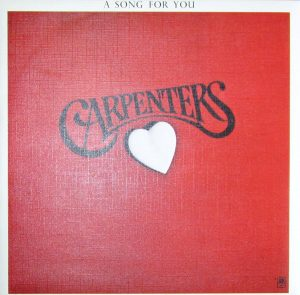 The Carpenters A Song For You [LP]